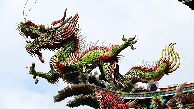 dragon feng shui